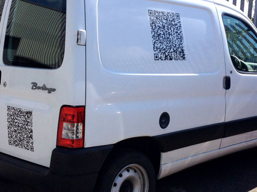 QR Codes are the Tramp Stamps of the Design World by Theory Magazine Staff