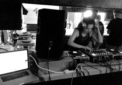 DJ A'Marie - Justine Brock