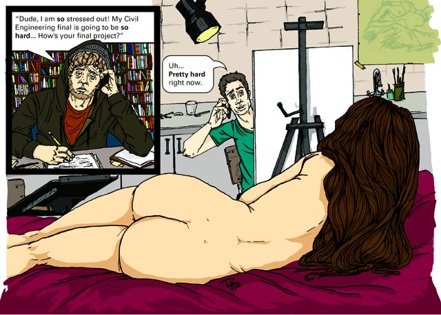 Tammi Heneveld Cartoons and Comics | Theory Magazine